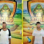 Pesta Sabu, Dua Pria di Lumajang Ditangkap