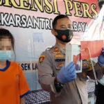 Berkomplot Merampas Ponsel, Seorang Gadis di Surabaya Ditangkap Polisi