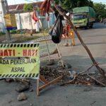Gorong-gorong di Kota Probolinggo, Dibiarkan Ambrol