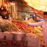 Haji Hendy Cabup Jember, Pasar Tradisional Akan Dijadikan Pusat Belanja Rakyat