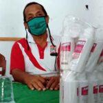 Hand Sanitizer Tak Tertera BPOM, Ketua Pokmas: Tak Gatal dan Bisa Cek ke Penyedia