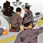 Baku Tembak Polisi Vs Bandit di Pasuruan, Satu Pelaku Ditembak Mati, Tiga Polisi Luka
