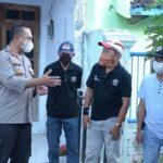 Kapolres Situbondo Kunjungi Kampung Tangguh Semeru Desa Paowan