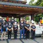 Ziarah Makam Bung Karno di Blitar, Gubenur Jatim Kofifah Ajak Masyarakat Memakai Masker