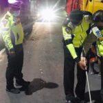 Adu Banteng Scoopy dengan CBR di Sidoarjo, Satu Orang Tewas