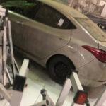 Seorang Warga Saudi Menabrakkan Mobilnya ke Gerbang Masjidilharam