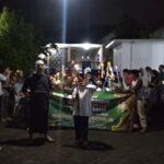 Ratusan Anak Pawai Maulid Nabi di Kompleks Perumahan Jember, Tetap Terapkan 3M
