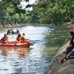 Arus Bawah Sungai Deras, Korban Tenggelam di Sungai BAT Belum Ditemukan