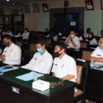 Pemkot Pasuruan Gelar Pendampingan Review Kinerja Unit Korwil KPK Bidang BPK