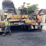 Dinas PUPR Jombang Perbaiki Jalur Selatan Akses Makam Gus Dur di Sidowareg-Kertorejo