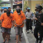 Dua Pekan, Polres Blitar Kota Tangkap 7 Tersangka Pengedar Narkoba