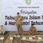 Pjs Wali Kota Pasuruan Hadiri Peringatan Tahun Baru Islam 1442 H
