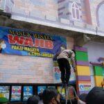 Libur Panjang, Petugas Awasi Penerapan Prokes di 'Negeri Dongeng' Blitar