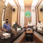Pjs Wali Kota Pasuruan Ikuti Rakor Kebijakan Regulasi Omnibus Law