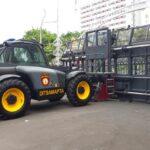 Demo UU Ciptaker, Rantis Penghalau Massa Siaga di Grahadi Surabaya
