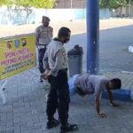 9 Orang Terjaring Operasi Yustisi Prokes di Terminal Bus Pasuruan