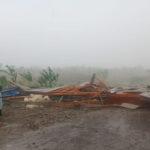 Dihantam Puting Beliung, Dua Rumah di Jombang Rata dengan Tanah