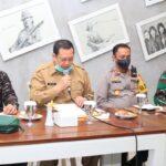 Pjs Walikota Pasuruan Pimpin Rapat Persiapan Haul KH Abdul Hamid