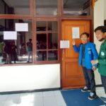 Ketua DPRD Tulungagung Dinilai Ingkar Janji, Ruang Kantor Pun 'Disegel'Mahasiswa