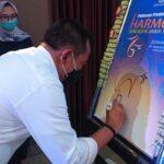 Sekdaprov Buka Pameran Virtual 83 Pelukis Jawa Timur