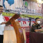 Pj Sekda Kota Pasuruan Imbau Ormas Punya Legalitas Hukum