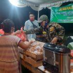 Gelar Sembako Murah, GP Ansor Kota Mojokerto Ajak Masyarakat Budayakan 3M