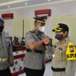 Rudi Prabowo Jadi Kasat Sabhara Polres Blitar, Menggantikan Agus Hendro Tri