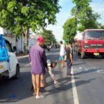 Tabrak Bak Truk di Jombang, Seorang Pemotor Asal Banyuwangi Tewas