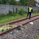 Warga Surabaya Tewas Tertabrak Kereta Api di Sidoarjo