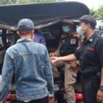 Pemkot Surabaya Bentuk Tim Swab Hunter, Buru Pelanggar Protokol Kesehatan