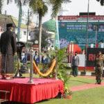 Pjs Wali Kota Blitar; Sesuai Tema HSN, Santri Harus Jadi Pelopor Disiplin Protokol Kesehatan