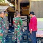 Lupa Matikan Mesin Pompa Air, Warung Nasi di Situbondo Terbakar