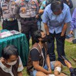 4 Kurir Narkoba Jaringan Lapas Madura di Surabaya Ditangkap, 2 di Antaranya Ditembak