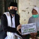 Jumat Berkah di Desa Cerme, Bupati Nganjuk Serahkan Bantuan dan Jadi Khotib 'Jumatan'