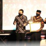 Kedua Kalinya, Pemkab Nganjuk Gelar Malam Anugerah Tata Kelola Desa