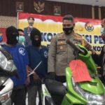 Empat Pelaku Curanmor Sepesialis Motor Petani di Blitar Dibekuk Polisi
