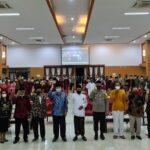Harapan Pjs Wali Kota Blitar di Acara Doa Berama Umat Lintas Agama