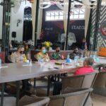 Pjs Walikota Bersama Forkompimda Silaturahmi ke Paslon Pilwali Blitar 2020
