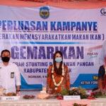 Mas Novi dan Mbak Yuni Sophia Sambut Ketua Forikan Jatim dalam Kampanye Perluasan Gemarikan