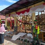 Atap Rapuh, Pendapa Kelurahan Sumbersari Jember Ambruk