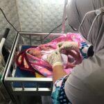 Dibungkus Kardus, Bayi Perempuan Ditemukan di Masjid Kalianget Sumenep