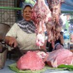 Musim Hajatan, Harga Daging di Jombang Melonjak
