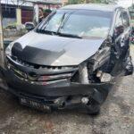 Kecelakaan Beruntun 3 Kendaraan di Jombang, Kuku Jari Pengemudi Brio Copot