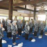 Cegah Kerumunan, Ribuan Kader KB di Nganjuk Ikut Pembinaan Secara Virtual