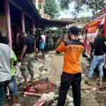 Pemiliknya ke Sawah, Tiga Rumah di Situbondo Ludes Terbakar