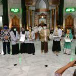 Sekda Kabupaten Jombang Apresiasi Juara MTQ Kabupaten Jombang Ke XXIX Tahun 2020