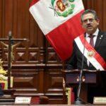 Baru Lima Hari Jadi Presiden Peru, Manuel Merino Mengundurkan Diri