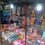 PKL Eks Alun-alun Jombang Minta Kembali ke Lokasi Semula dengan Prokes