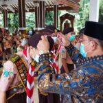 Dikukuhkan, 95 Anggota Pramuka Garuda Diminta Ikut Aktif Sosialisasikan Prokes