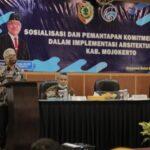 Pjs Bupati Mojokerto Tekankan Sistem Pemerintahan Berbasis Elektronik Berjalan Sesuai Intruksi